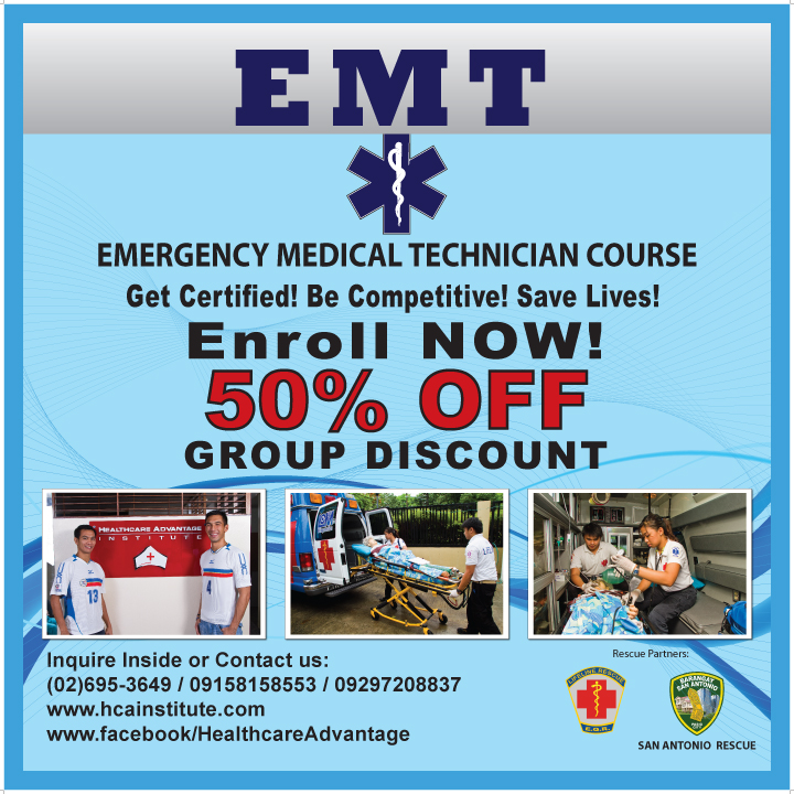Emergency Medical Technician  (EMT)
