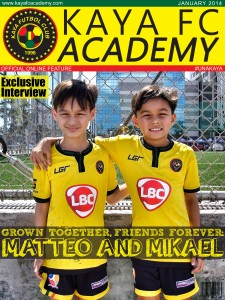 Grown Together, Friends Forever: Matteo and Mikael Celdran