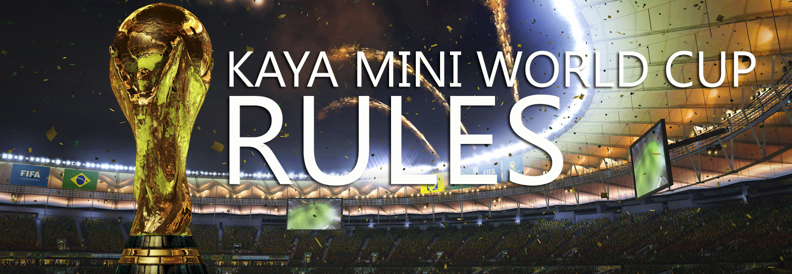Kaya WC Rules